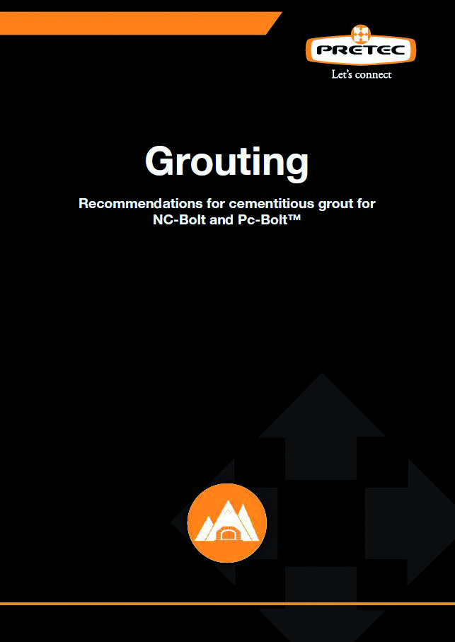Grouting Catalogue